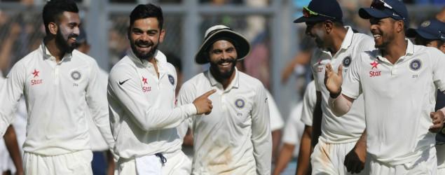 Congratulate Virat Kohli, India's incredible captain