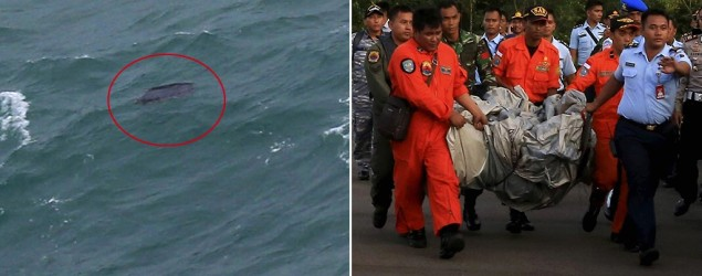 Missing AirAsia flight found in Java Sea (AP)