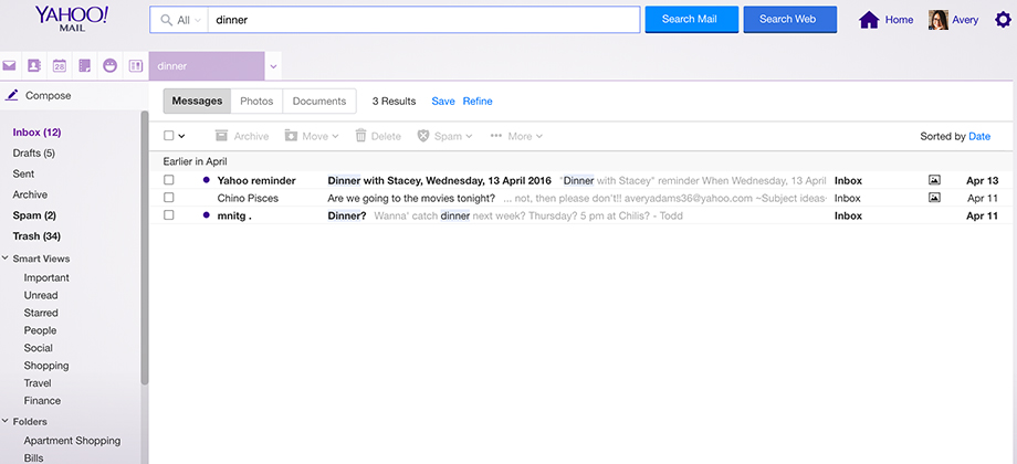 Yahoo video search us