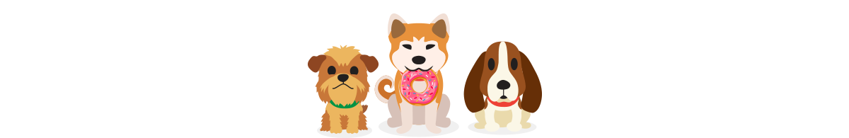 Dogs Love Donuts