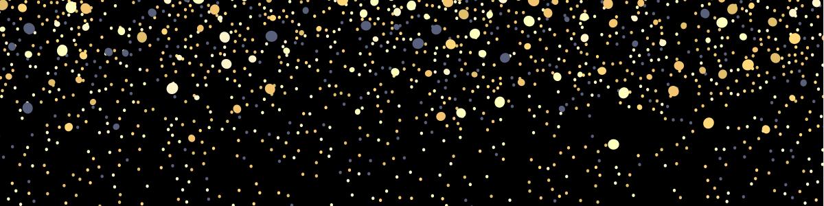 Gatsby Confetti