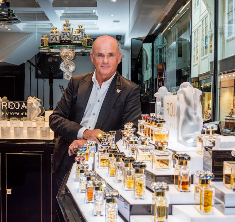Roja Dove is the managing director of Roja Parfums