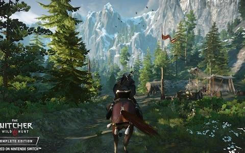 Witcher 3 switch review