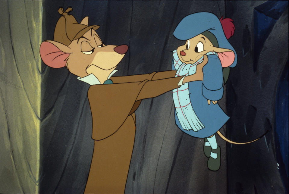 Basil, the great mouse detective   (Photo by RDB/ullstein bild via Getty Images)