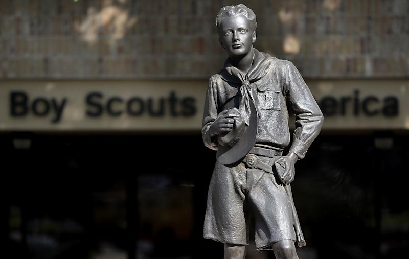 Boy Scouts of America announced on Wednesday plans to allow girls to join itsiconic programs. (Tom Pennington via Getty Images)