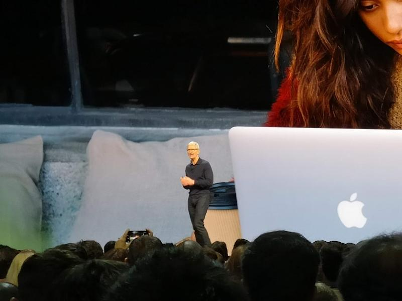 Apple CEO Tim Cook won't be addressing a hall full of developers this year as Apple WWDC is scheduled to be an online-only event in June