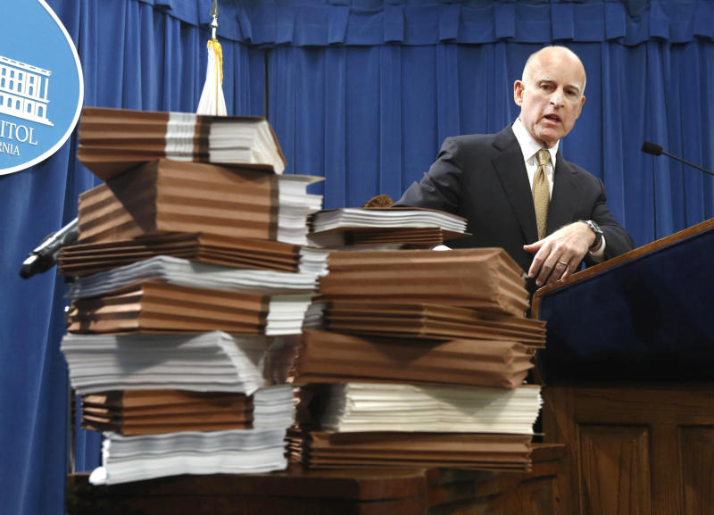 AP Exclusive: Inmate lawsuits cost Calif. $200M