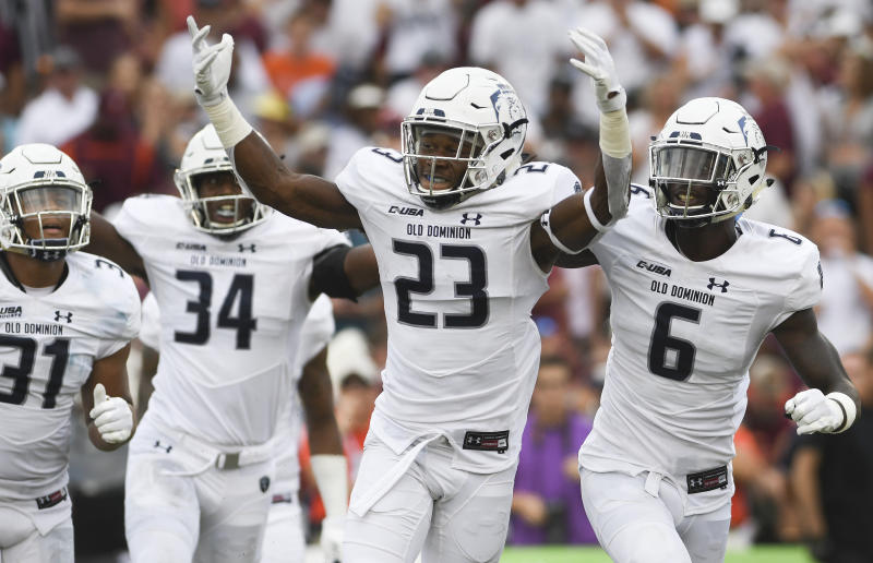 Twitter reacts to Virginia Tech being upset by Old Dominion