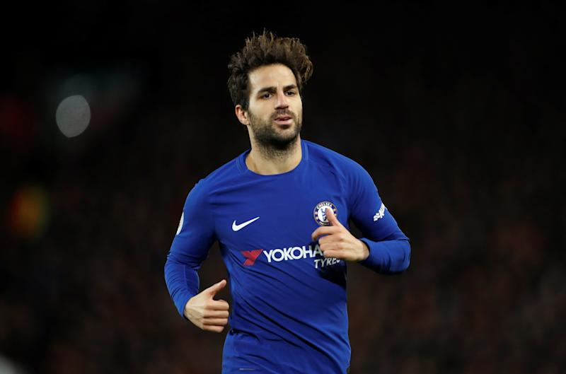 Cesc Fabregas Changed My Mind - Antonio Conte