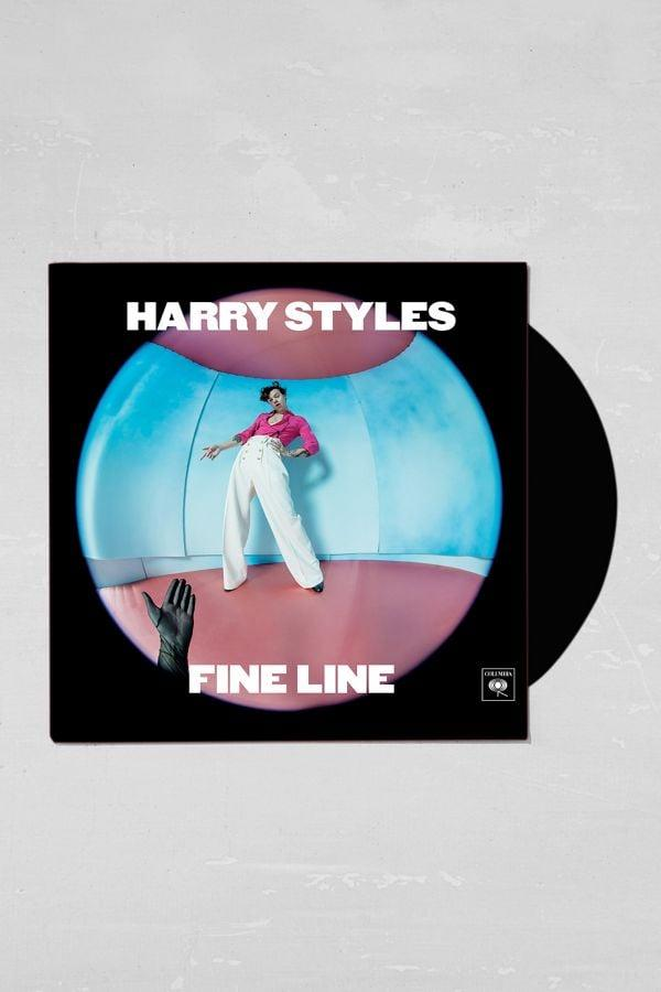 """<p>We're very down with all the tracks on this <a href=""""https://www.popsugar.com/buy/Harry-Styles-bFine-Lineb-2XLP-547969?p_name=Harry%20Styles%20%3Cb%3EFine%20Line%3C%2Fb%3E%202XLP&retailer=urbanoutfitters.com&pid=547969&evar1=buzz%3Aus&evar9=47202492&evar98=https%3A%2F%2Fwww.popsugar.com%2Fphoto-gallery%2F47202492%2Fimage%2F47202504%2FHarry-Styles-Fine-Line-2XLP&list1=shopping%2Curban%20outfitters%2Cmusic&prop13=api&pdata=1"""" rel=""""nofollow"""" data-shoppable-link=""""1"""" target=""""_blank"""" class=""""ga-track"""" data-ga-category=""""Related"""" data-ga-label=""""https://www.urbanoutfitters.com/shop/harry-styles-fine-line-2xlp?category=vinyl-records&amp;color=001&amp;type=REGULAR"""" data-ga-action=""""In-Line Links"""">Harry Styles <b>Fine Line</b> 2XLP</a> ($40).</p>"""
