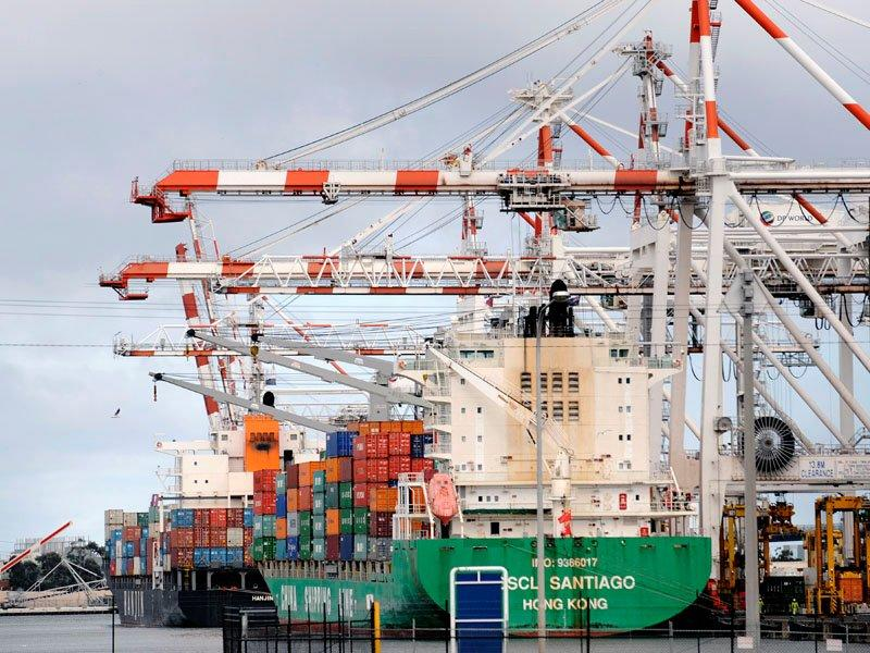 Trade balance posts modest deficit in May