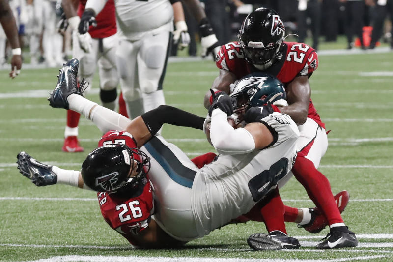 Football carries television networks until start of season