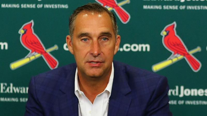 Cardinals have 'high level of frustration' about quiet trade