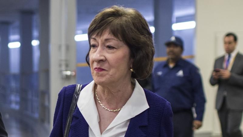 Democratic challenger criticizes Susan Collins after new Brett Kavanaugh allegations