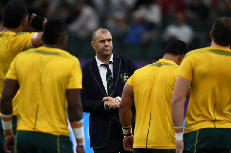 Dave Rennie says he would like to talk to his predecessor as Australia coach Michael Cheika as he beds himself into the job