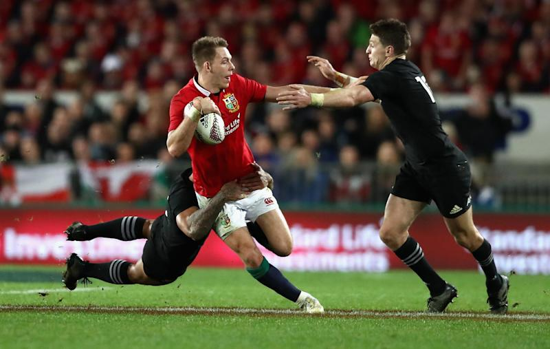 The Lions and All Blacks drew their three-Test series 1-1 in 2017 (Getty Images)