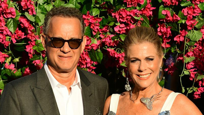 Tom Hanks and Rita Wilson become Greek citizens, prime minister says