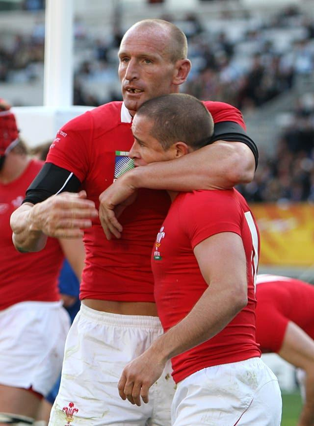Rugby Union – IRB Rugby World Cup 2007 – Pool B – Wales v Fiji – Stade de la Beaujoire
