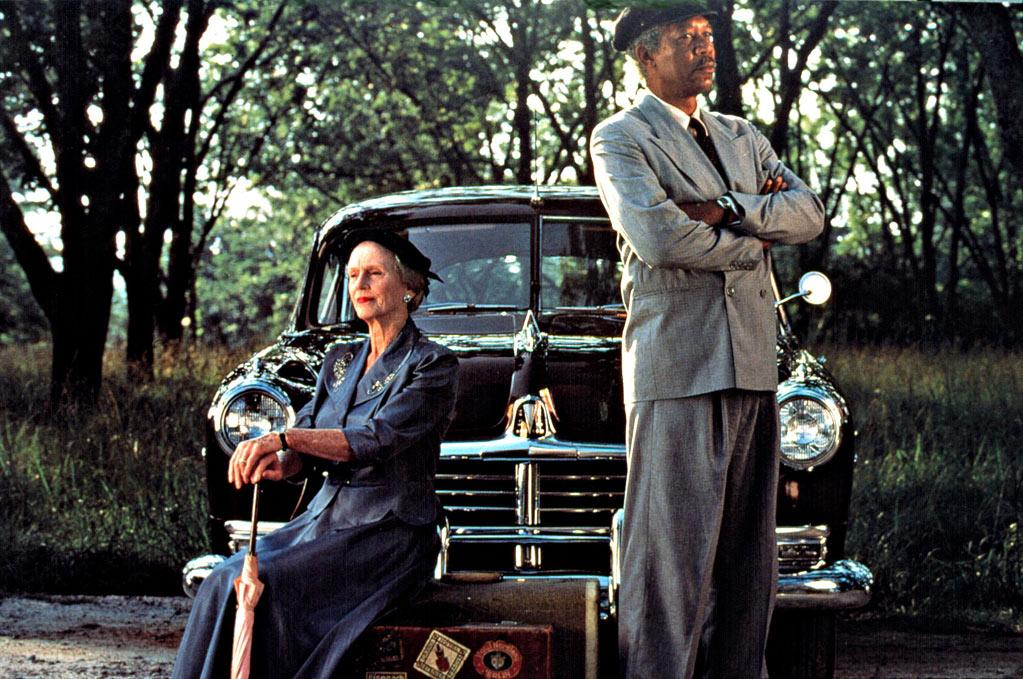 "Best Actress Winner - Jessica Tandy, 80, ""Driving Miss Daisy"""