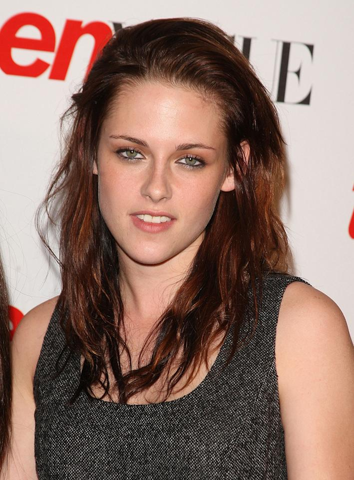 """<a href=""""http://movies.yahoo.com/movie/contributor/1807776250"""">Kristen Stewart</a> - Isabella """"Bella"""" Swan Kristen Stewart reprises the role of Bella Swan in the next chapter of the """"Twilight"""" saga. """"New Moon"""" finds the clumsy and antisocial heroine on a wild streak after a long period of depression over her breakup with Edward. Along with speeding around in a motorcycle, Bella decides to dive off a cliff into the icy waters below because she hears Edward's voice whenever she places herself in danger. Stewart recently revealed that she won't be doing the stunt herself and that the fan-favorite pivotal moment will actually be done with CGI effects."""