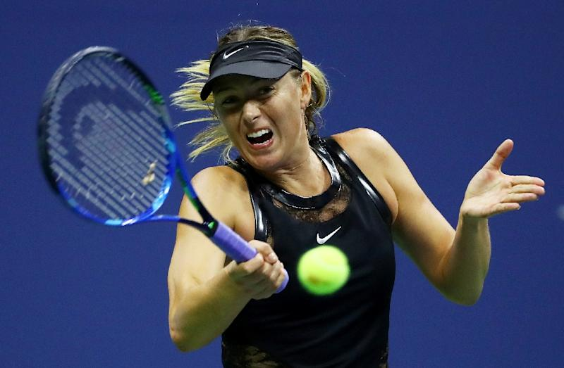 Sharapova to return to action in Mallorca