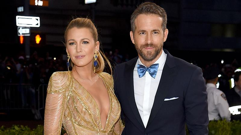 Blake Lively Says Husband Ryan Reynolds Gets to Play 'A**holes' in Movies While She Has to Be 'Likable'