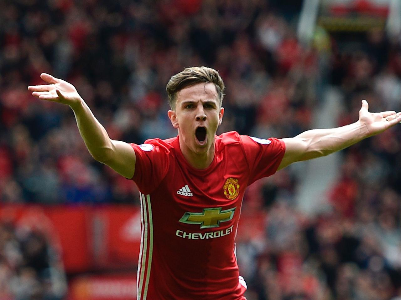 Josh Harrop joins Preston one month on after making Manchester United debut
