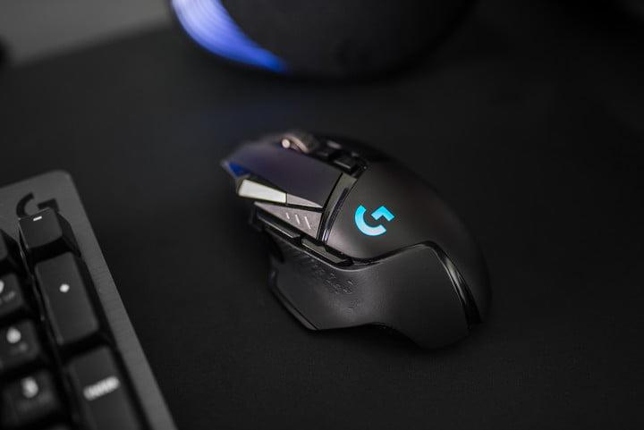 371e406976f Logitech's wireless G502 Lightspeed is faster than wired gaming mice