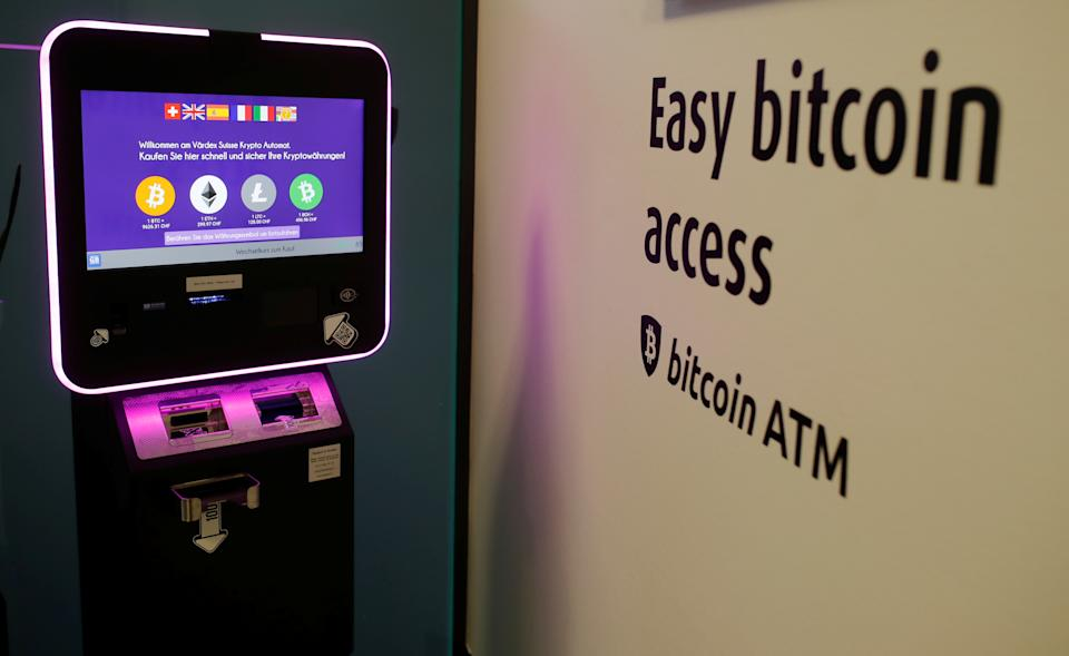Crypto-related products are continuing to see strong demand. Photo: Reuters
