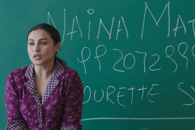 <p>Naina, Rani Mukherjee's character in Hichki, is a teacher who overcomes Tourette Syndrome, a neurological disorder which is characterised by repetitive, involuntary movements. She has to battle both her health condition and a group of unruly students, who because of their socio-economic situation, end up becoming rebels and troublemakers. Based on American motivational speaker and teacher Brad Cohen's book, Front of the Class, the film captures the spirit of a teacher who goes from being ridiculed for her tics to earning the respect and admiration of the same set of students. </p>
