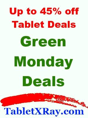 Green Monday Kindle Fire HDX Deals - Up to 45% off Tablet Deals