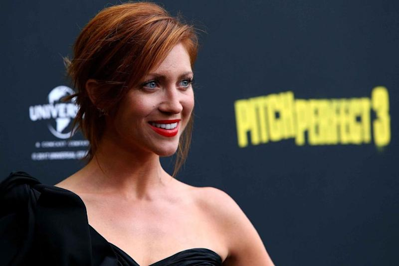 Brittany Snow told Be at the Pitch Perfect 3 premiere how she