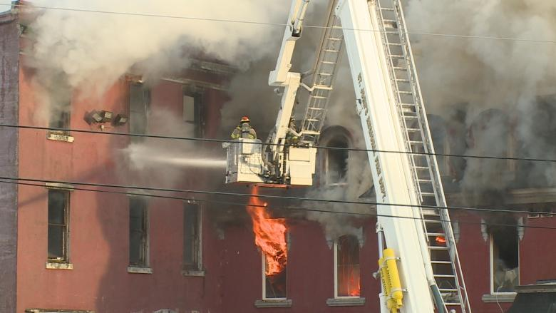 Questions remain after former Belvedere orphanage goes up in smoke
