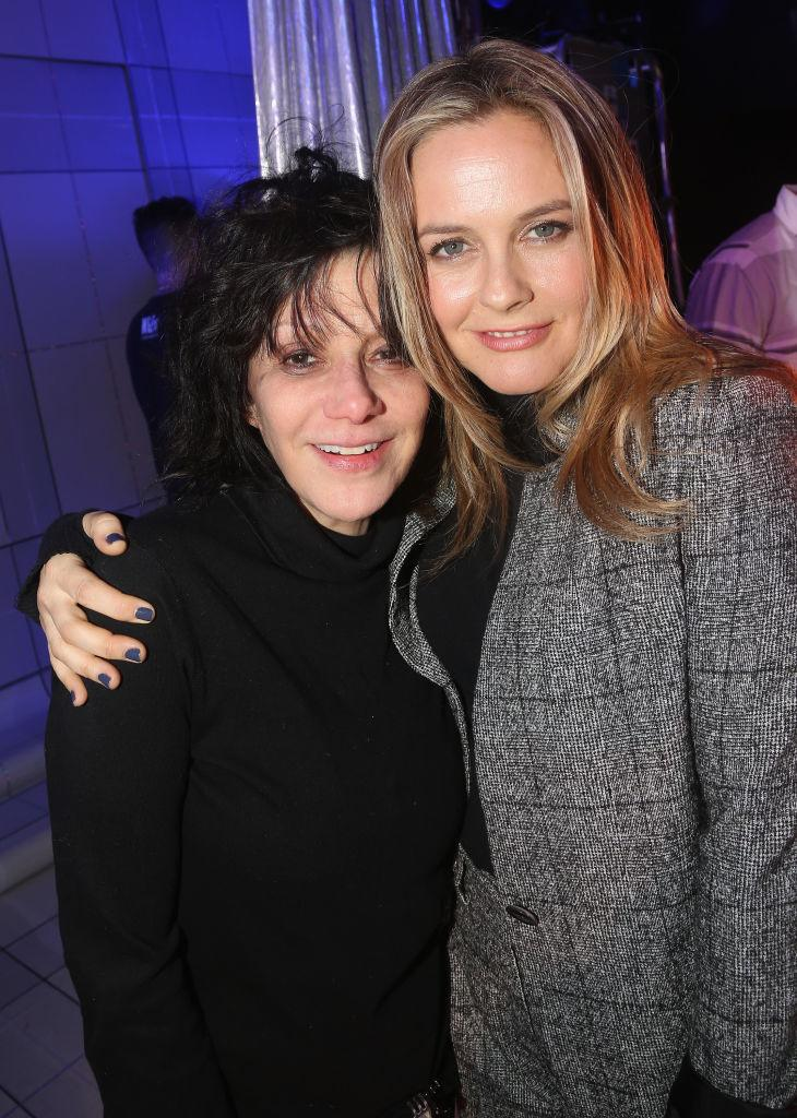 """Clueless"" director and writer Amy Heckerling and star Alicia Silverstone reunite for the Broadway production of it in 2018. (Photo: Bruce Glikas/Bruce Glikas/FilmMagic)"