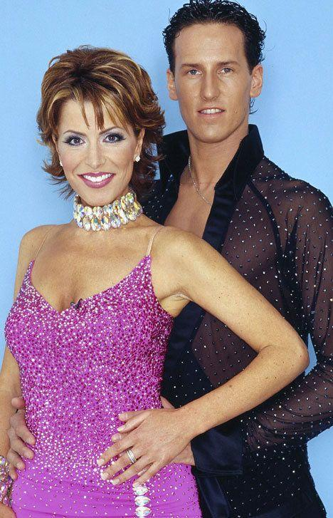 Newsreader Natasha Kaplinsky was the first star to ever triumph in the inaugural series of 'Strictly Come Dancing', back in 2004, when there were just seven competitors to beat.  Having obviously been a hit with 'Strictly' viewers, she was later chosen to cover for regular presenter Tess Daly, when she went on maternity leave.