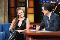 <p>Rousey keeps one foot in the WWE ring while exploring Hollywood. The wrestler/actress most recently appeared in <em>Charlie's Angels </em>and the television show <em>9-1-1</em>. </p>