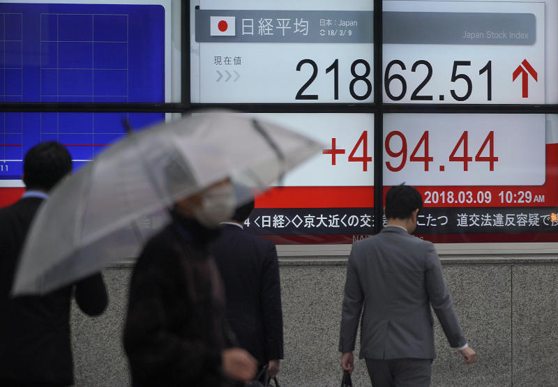 Global stocks rise on strong US jobs figures