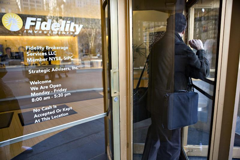 Fidelity Drops Goldman by Bringing Securities Lending In-House