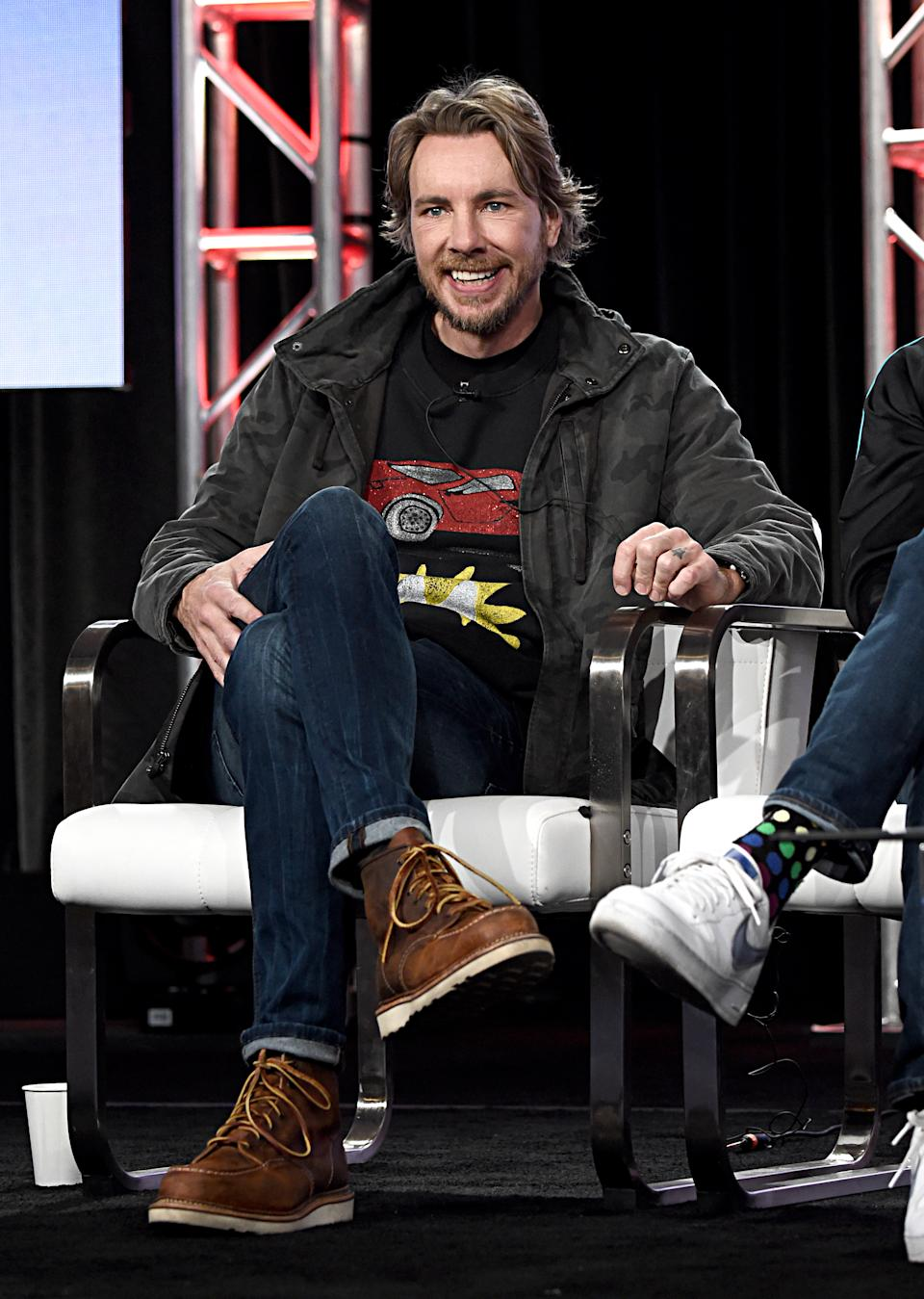 Dax Shepard reveals drug relapse
