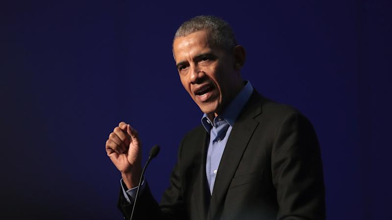 Obama Warns Americans Against Following In The Path Of Nazi Germany