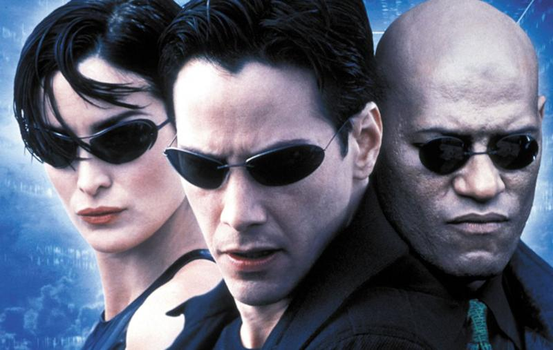 All three <i>Matrix</i> movies are returned to cinemas on the 20th anniversary of the first film. (Warner Bros.)