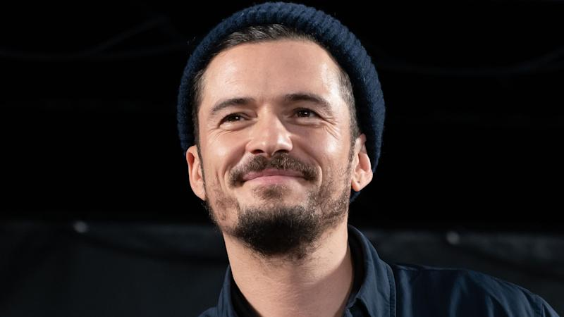 Orlando Bloom fixes misspelled Morse code tattoo of son Flynn's name