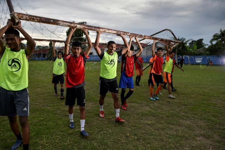 Borneo FC have continued training during the league shutdown