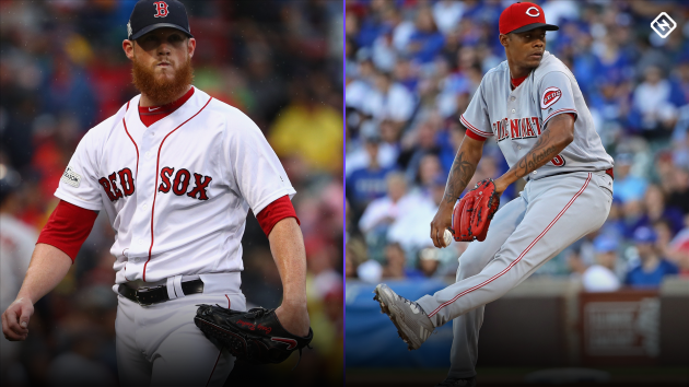 <p>Fantasy Baseball 2018: Closer depth chart</p>