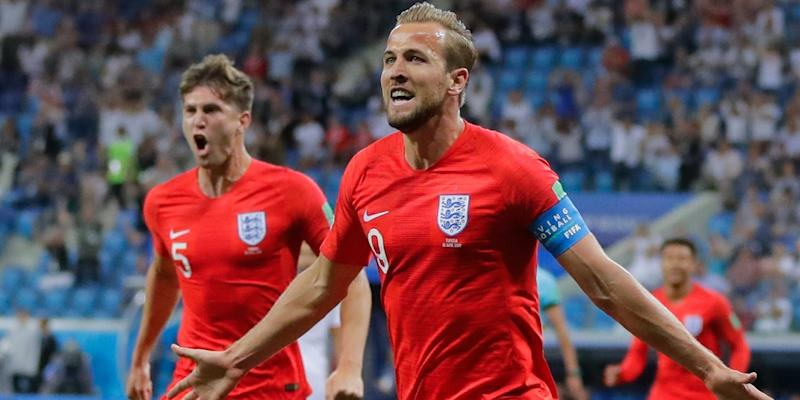 Bullish Harry Kane says World Cup can be his first trophy