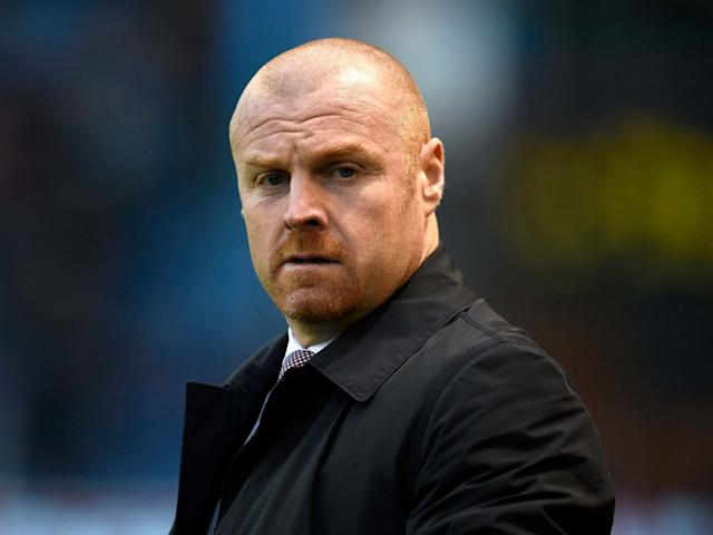 Burnley manager Sean Dyche would prefer a quick return to Premier League action: PA