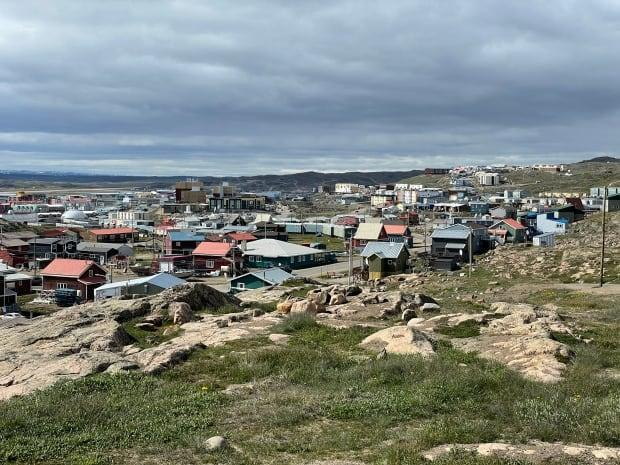 A new case of COVID-19 was identified in Iqaluit Sunday in a person who traveled to the city on Friday and was tested Sunday after developing symptoms.  (David Gunn/CBC - image credit)