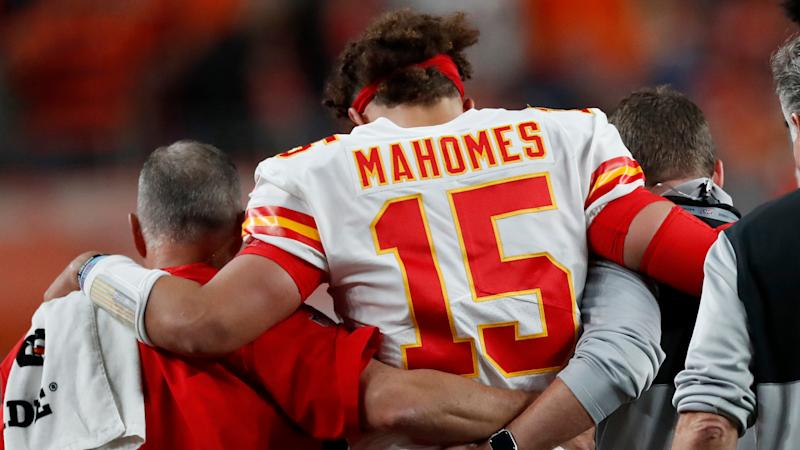 How Patrick Mahomes Injury Could Change Outlook For Raiders