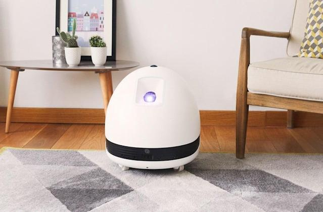 Ever wanted a little R2D2-like robot that could follow you around the house and play movies and music wherever you go? Well good news — Keecker does exactly that, and it's now available for purchase. [Digital Trends]
