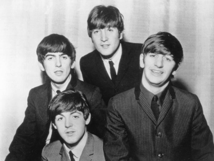 the beatles 1965